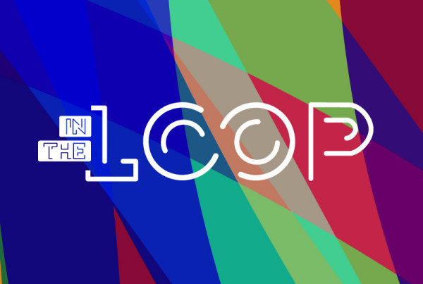 In the Loop logo by Future Creative