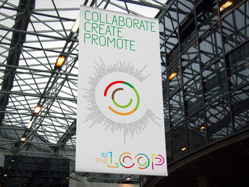 image showing In the loop banner by Future Creative
