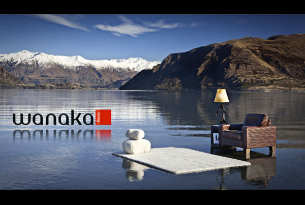 Wanaka Living Motion graphics